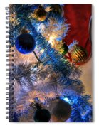 003 Silent Night Series Spiral Notebook