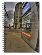 0031 Buffalo Niagara Visitor Center Spiral Notebook