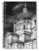 0039 The Basilica Of St. Josaphat Spiral Notebook