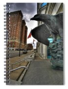 004 Court House Delaware Ave Spiral Notebook