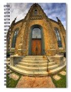 004 Westminster Presbyterian Church Spiral Notebook
