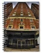006 The Statler Towers Spiral Notebook