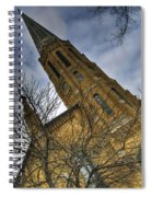 006 Westminster Presbyterian Church Spiral Notebook