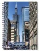 0078 Willis Tower Chicago Spiral Notebook