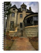 009 Law Offices Cornell Mansion Spiral Notebook