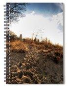 009 Presque Isle State Park Series Spiral Notebook