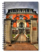 009 The Buffalo Club Spiral Notebook