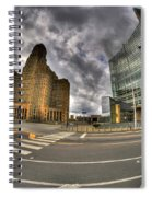 009 The Crossing Spiral Notebook