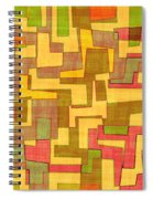 0101 Abstract Thought Spiral Notebook