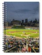 0101 Comerica Park - Detroit Michigan Spiral Notebook