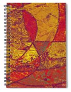 0119 Abstract Thought Spiral Notebook