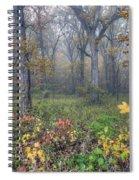 0133 Misty Meadow 2 Spiral Notebook