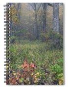 0134 Misty Meadow Spiral Notebook