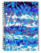 0137 Abstract Thought Spiral Notebook