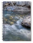0143 Marble Canyon   Spiral Notebook