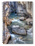 0144 Marble Canyon 2 Spiral Notebook