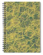 0149 Abstract Thought Spiral Notebook