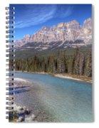 0149 Castle Mountain Spiral Notebook