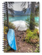 0162 Emerald Lake Spiral Notebook