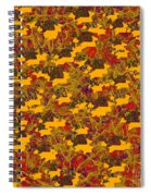 0167 Abstract Thought Spiral Notebook