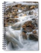 0190 Glacial Runoff 2 Spiral Notebook