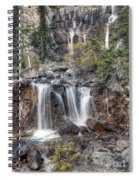 0202 Tangle Creek Falls 5 Spiral Notebook