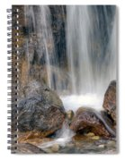 0203 Tangle Creek Falls 4 Spiral Notebook