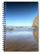 0238 Cannon Beach Oregon Spiral Notebook