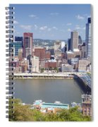 0240 Pittsburgh Pennsylvania Spiral Notebook
