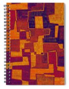 0272 Abstract Thought Spiral Notebook
