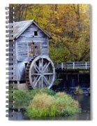 0290 Hyde's Mill Wisconsin Spiral Notebook