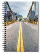 0306 Pittsburgh 9 Spiral Notebook