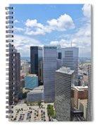 0317 Dallas Texas Spiral Notebook