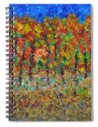 035 Fall Colors Spiral Notebook