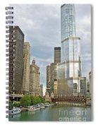 0359 Trump Tower Spiral Notebook