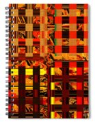 0409 Abstract Thought Spiral Notebook