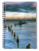 0411 Lake Michigan Spiral Notebook