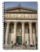0446 Field Museum Chicago Spiral Notebook