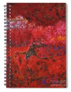 045 Abstract Thought Spiral Notebook