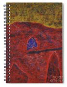 046 Abstract Thought Spiral Notebook