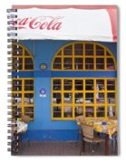 0461 Curacao Spiral Notebook