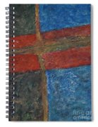 047 Abstract Thought Spiral Notebook