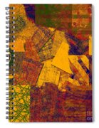 0470 Abstract Thought Spiral Notebook