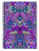 0476 Abstract Thought Spiral Notebook
