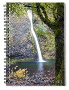 0508 Horsetail Falls Spiral Notebook