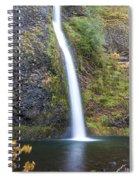 0509 Horsetail Falls Spiral Notebook