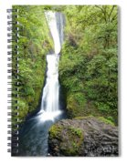 0511 Bridal Veil Falls Spiral Notebook