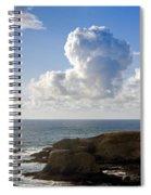0514 Yaquina Lighthouse Spiral Notebook