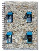 0547 Windows Spiral Notebook