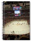 0616 The United Center - Chicago Spiral Notebook